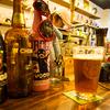 青春18きっぷ2016夏、尾道 BEER BAR - a clue -.