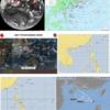 【台風の卵】9月1日03時現在では日本周辺には台風の卵である熱帯低気圧が3つ(90W・91W・92W)も存在!気象庁の予想では南西(91W)の熱帯低気圧が02日03時までに台風13号『レンレン』となる見込み!残りの90W・92Wも台風14号・15号と3連続発生となって日本へ接近?気象庁・米軍・ECMWFの予想は?