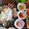 済州島(チェジュ島)グルメ #海を見ながらチェジュの味覚を満喫!(4) 「ポリムル食堂」