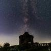 猪名川町の星空+もうすぐ皆既月食とペルセウス流星群