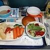 ニュージーランド航空 私が食べた機内食(4往復)全公開!⑦成田⇒オークランド