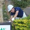 造園実習を通して地域へ貢献をする