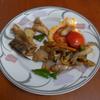 幸運な病のレシピ( 834 )昼:汁(夜用)、牛肉の炒め(レストランポイポイ)