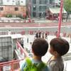 水上バスで東京湾クルーズ