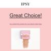 IPSY 選びました(Apr 2020)