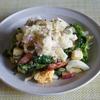 49冊目『このひと皿でパーフェクト、パワーサラダ』から4回めは具だくさんのポテトサラダ