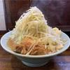 【 麺屋 鳳 】麺増し残しはペナルティ 1000円デス!