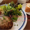 愛知県【キッチンロータス】で肉汁たっぷりハンバーグ。