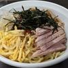 らあめん天山長岡店で冷やし中華を食べてきた。新潟ラーメン口コミ