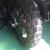 F700GSのリアタイヤ交換 その1