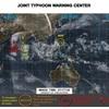 熱帯低気圧が発生!台風22号のたまご。気になる米軍予報は?