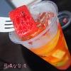 【台南ドリンク】花田果汁 ミックスフルーツティーが可愛くて美味しい!