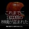 348食目「これまでに13,000個の林檎が盗まれた」青森で起きている許されないこと。