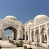 息を呑む美しさ!?アブダビの大統領官邸・QASR AL WATAN