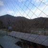 湯西川温泉の入り口にある道の駅
