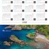 水中撮影:191201 HIRIZO Beach 2020 Calendar/ヒリゾ浜・南伊豆中木シュノーケリングの事