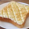食パンアレンジ サクサクのメロンパントーストの作り方 Melon Bread Toast Recipe