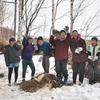 僕らのコテージ作り第3回 雑木整理