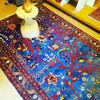 イラン ミーリー絨緞✖大磯世代工房 くらしに活きる織物の美