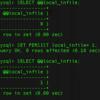 mysqlでcsvを新規テーブルにインポートする