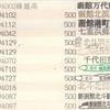 郵便局めぐり・まとめ/通帳ゴム印 12冊目 1537局~1610局