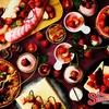 """苺フェア比べ(6)今年の苺狩りはホテルへ「 """"Go To Strawberry"""" ~空想のイチゴ旅へ出かけよう~」@ANAクラウンプラザホテル神戸"""