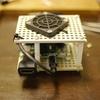 Raspberry Pi Zeroの空冷装置付きリグを自作する