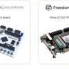 RISC-V SiFive Freedomプラットフォームのビルド手順
