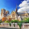 【大規模火災原因は木造屋根?】世界遺産パリ・ノートルダム大聖堂の歴史と構造を徹底解説!改修工事中に出火!美術品は?修復はどうなる?