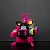 【アイロンビーズ3D】アニメ「機動戦士Ζガンダム」より、NRX-055 バウンド・ドック