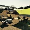 若洲海浜公園で冬のデイキャンプ!バーベキューも出来る海沿いの東京都の公園