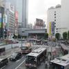 暑過ぎる渋谷で思いつくまま