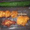 鶏唐揚(おまけ) 「MaxValu」の揚げ物3種 60x3円