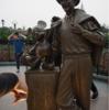 上海ディズニー 3日目 休憩スポット探し