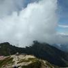 中央アルプス 頂上木曽小屋