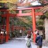 薄暮時の『貴船神社』を参拝してみた in京都