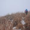 冬至の東熊山遊山 温まる