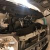ハイエースのヘッドライトバルブとテールランプ交換