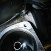 年明け一番、エンジンオイル噴出事件(R100RT)