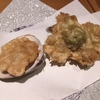 新丸ビル 天ぷら船橋屋 家族でコース料理を食す 9品コースは多すぎた⁉
