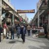 平塚の骨董市