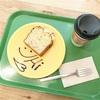 ロンハーマンの併設カフェで♪イラストがポップなバナナパウンド(RHC CAFE @みなとみらい)