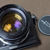 【作例多め】「Super Takumar 50mm F1.4」の黄色いレンズで黄色い写真を撮るとめっちゃ楽しい