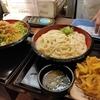 【株優生活】丸亀製麺でざるうどんと天ぷらのランチ