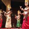 【カンボジア女子一人旅】伝統舞踊のアプサラダンス(´ω`*)♪