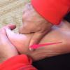 現在進行形の右の足底筋膜炎、マッサージ効果で悪化は防げています!アイシングとマッサージの方法
