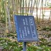 万葉歌碑を訪ねて(その831,832)―高岡市万葉歴史館(4,5)四季の庭―万葉集 巻十九 四二九一、巻十九 四二二六