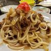 妙高食品「牛皿ごはん麺」を焼肉のシメで仲間達と!甘みのあるタレにもちもち麺が絶妙マッチ