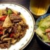中華の晩酌セットと小籠包(外食)