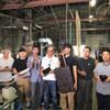 福井7人の工芸サムライのW取材がありました。